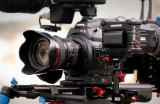 Our new Canon C300